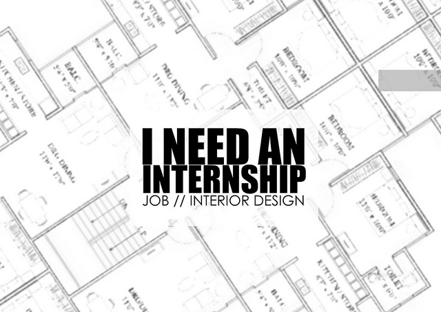 I Need Interior Design Internship Job Nick Chan Dot Net